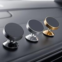 Магнитный держатель телефона на приборную панель автомобиля. Подходит для iPhone Samsung Huawei